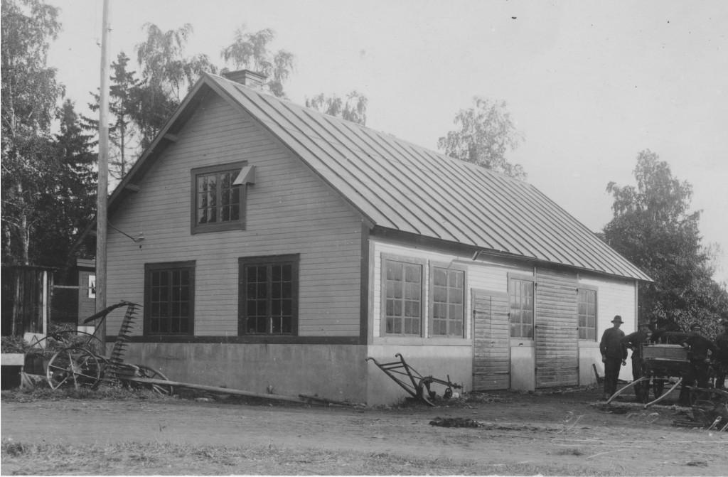 Smedjan 1924